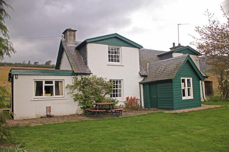 Alvie Estate Park Cottage