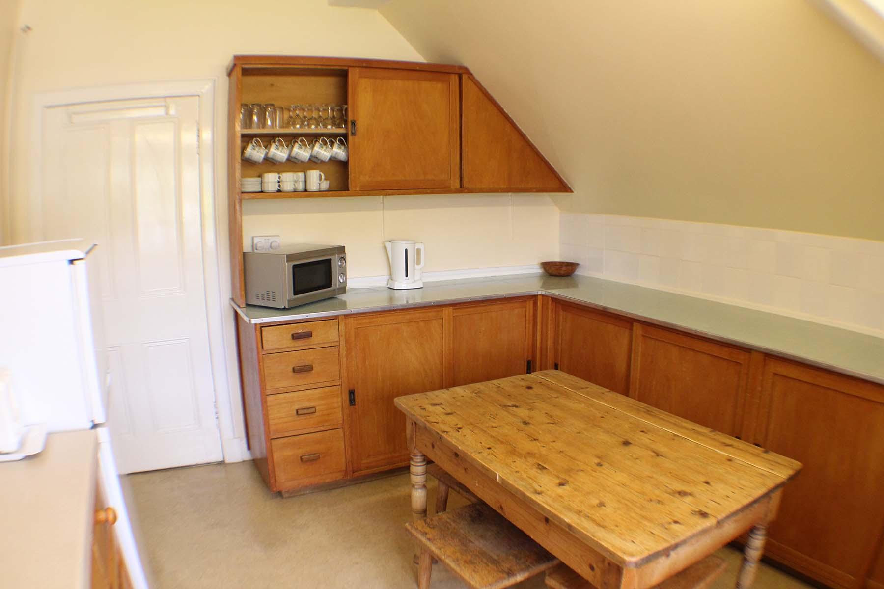 Alvie Top Flat Kitchen