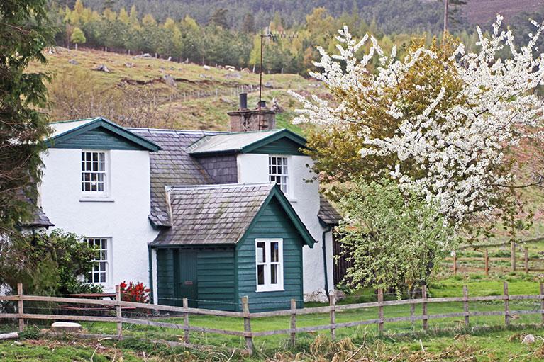 Alvie Estate - Park Cottage