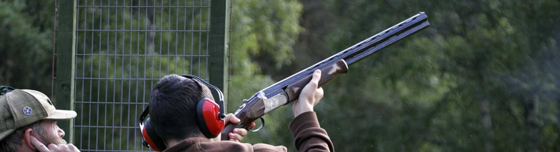 Alvie Estate - Clay Pigeon Shooting