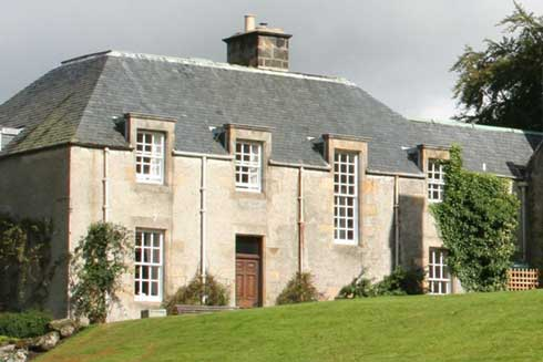 Alvie Estate - North Wing