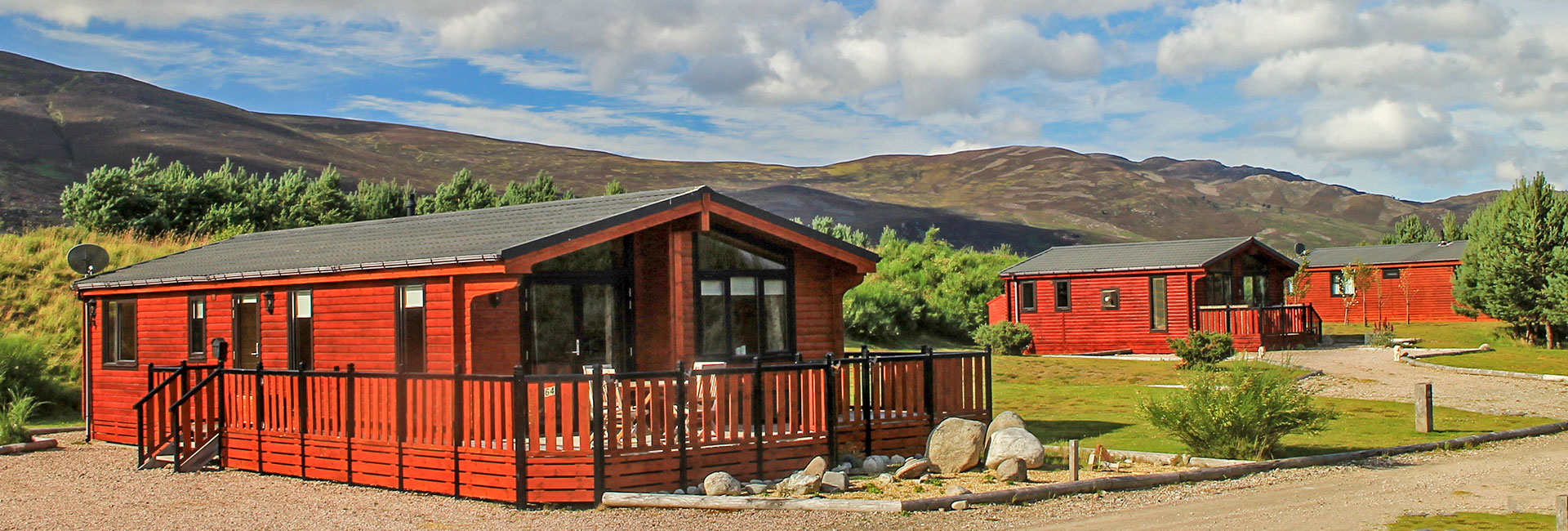 Dalraddy Holiday Park Chalets